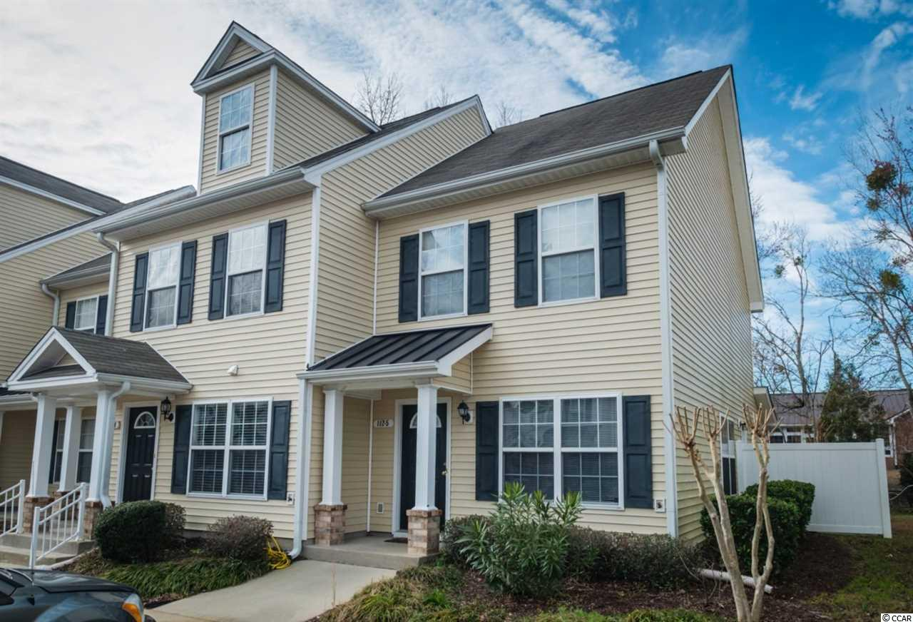 Townhouse MLS:1903533 MERRITT PARK  112 Barnacle Ln. Little River SC