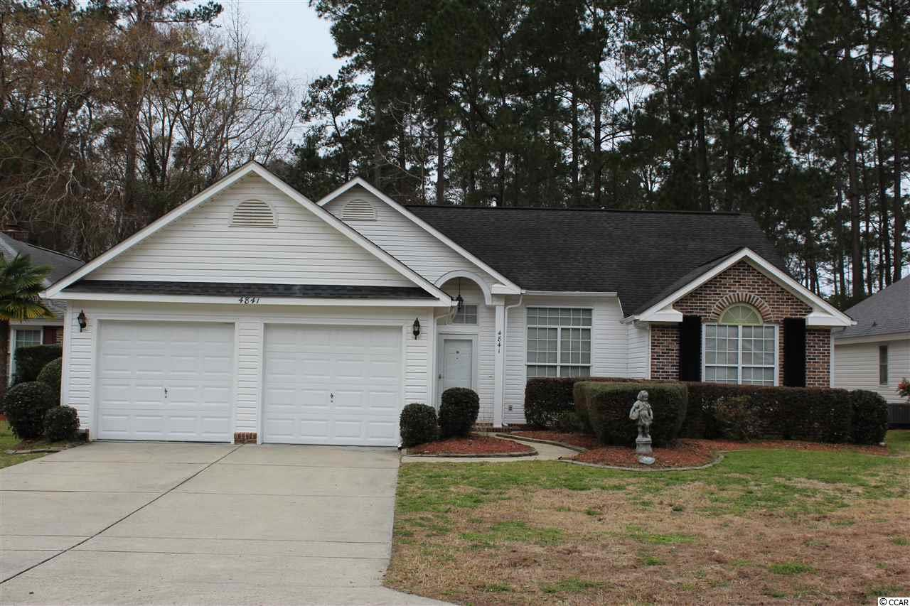 Detached MLS:1903534   4841 Southern Trail Myrtle Beach SC