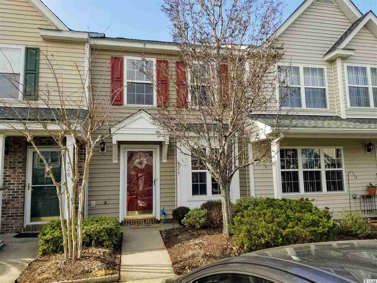 Townhouse MLS:1903578 WYNBROOKE TWNHM - Townhomes  424 Whinstone Dr. Murrells Inlet SC