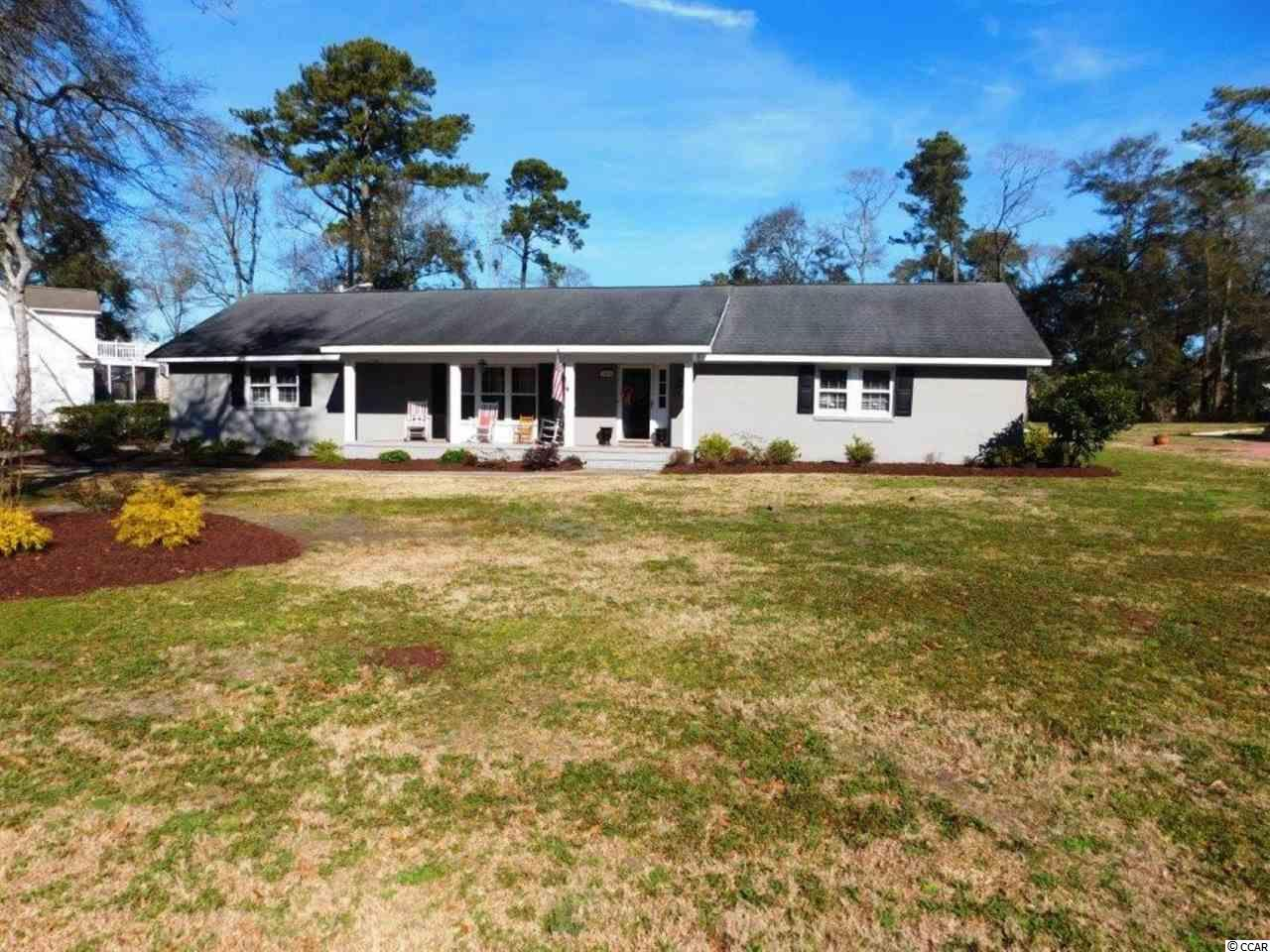 Detached MLS:1903621   1504 Magnolia Dr. North Myrtle Beach SC