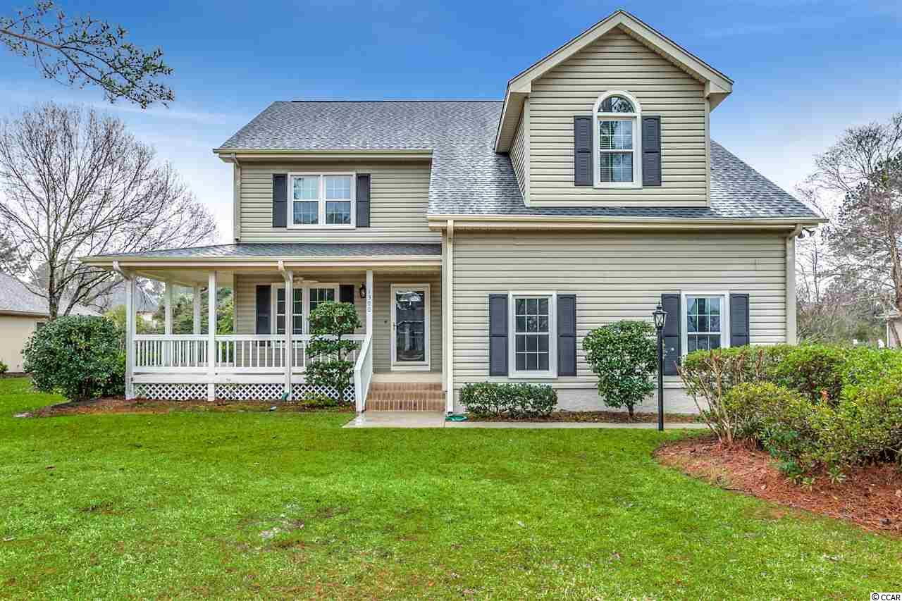 Detached MLS:1903677   1390 Brookgreen Dr. Myrtle Beach SC