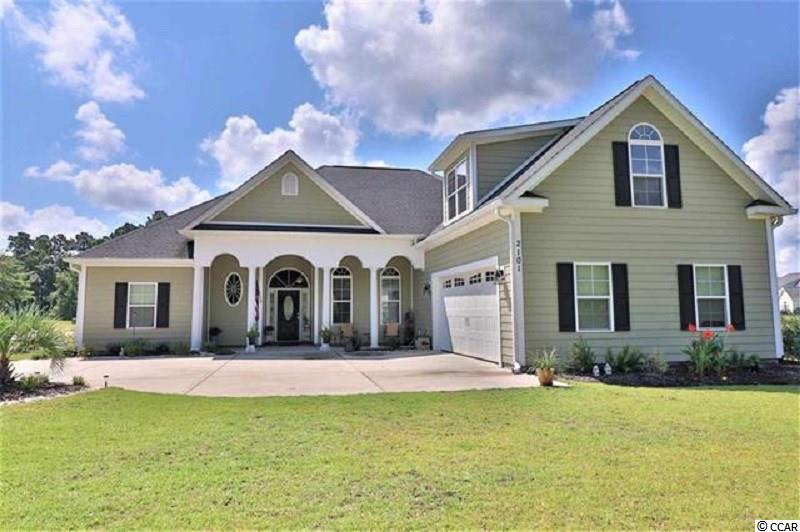 Detached MLS:1903683   2101 Wood Stork Dr. Conway SC