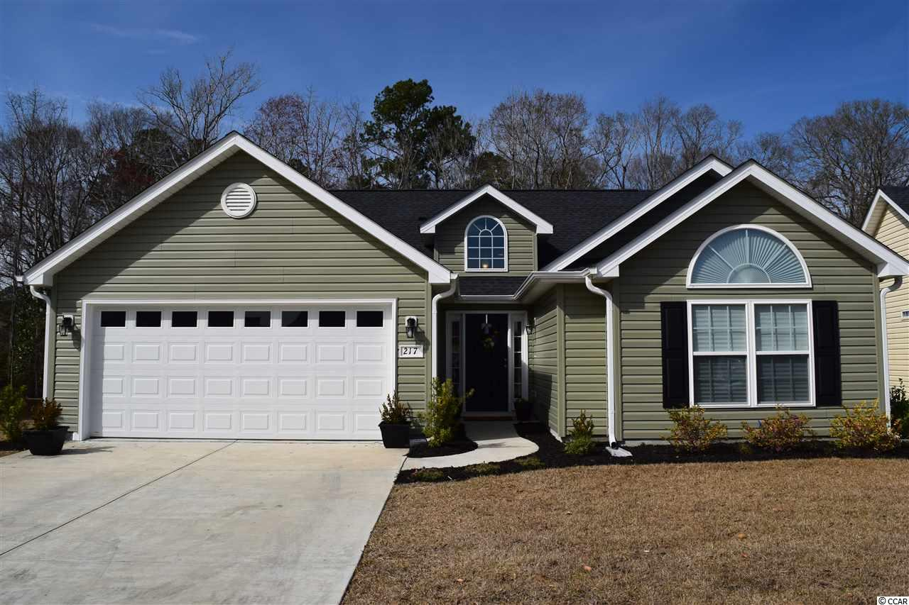 Detached MLS:1903775   217 Foxpath Loop Myrtle Beach SC