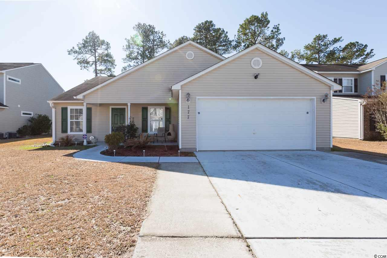 Detached MLS:1903784   177 Weeping Willow Dr. Myrtle Beach SC