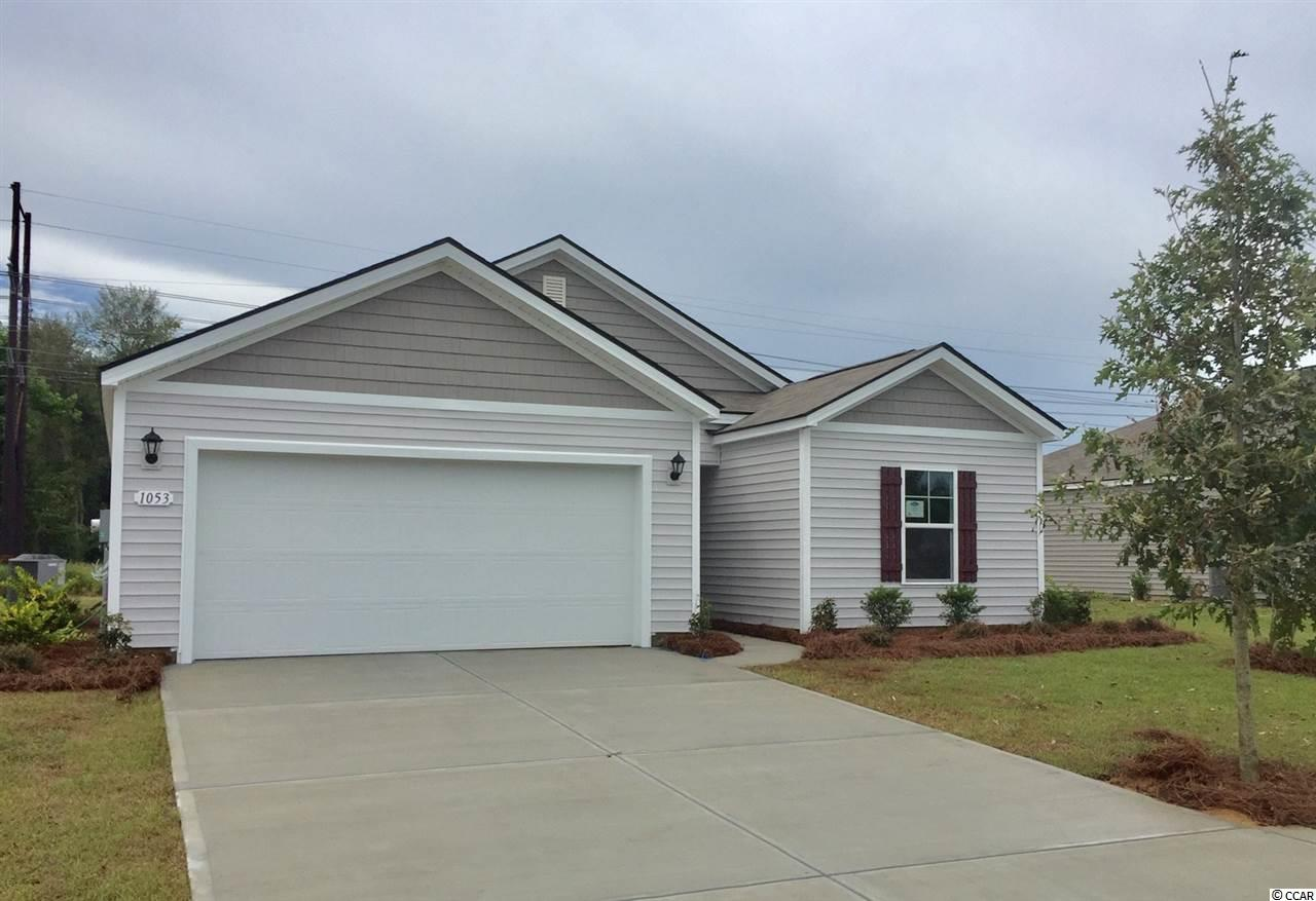 Detached MLS:1903833   TBD Donald St. Conway SC