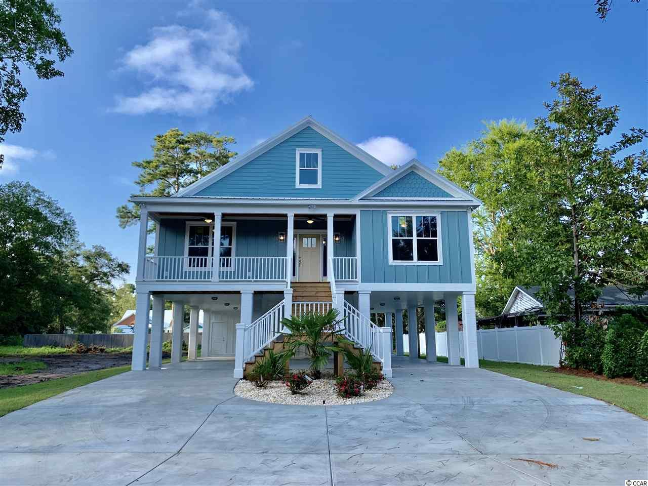 Detached MLS:1903903   616 S. Causeway Rd. Pawleys Island SC