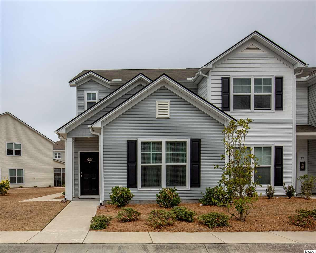 Townhouse MLS:1903916 Carolina Forest - Berkshire Fore  322 Castle Dr. Myrtle Beach SC