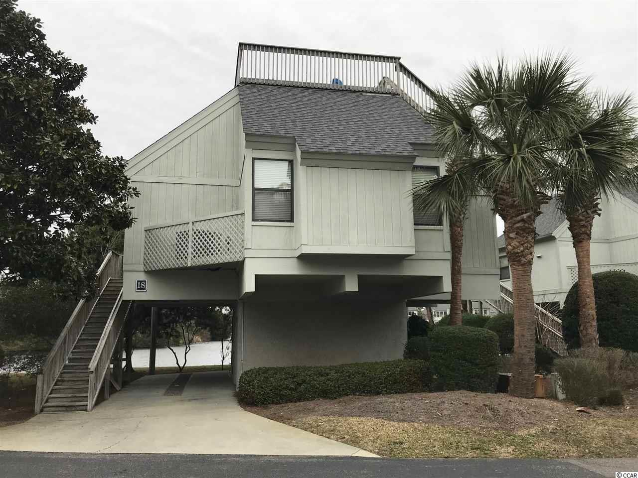 Detached with HPR MLS:1903978   18 Spot Tail Ln. Pawleys Island SC
