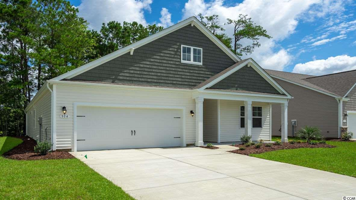 Detached MLS:1903996   514 Creek Harbor Way Calabash NC