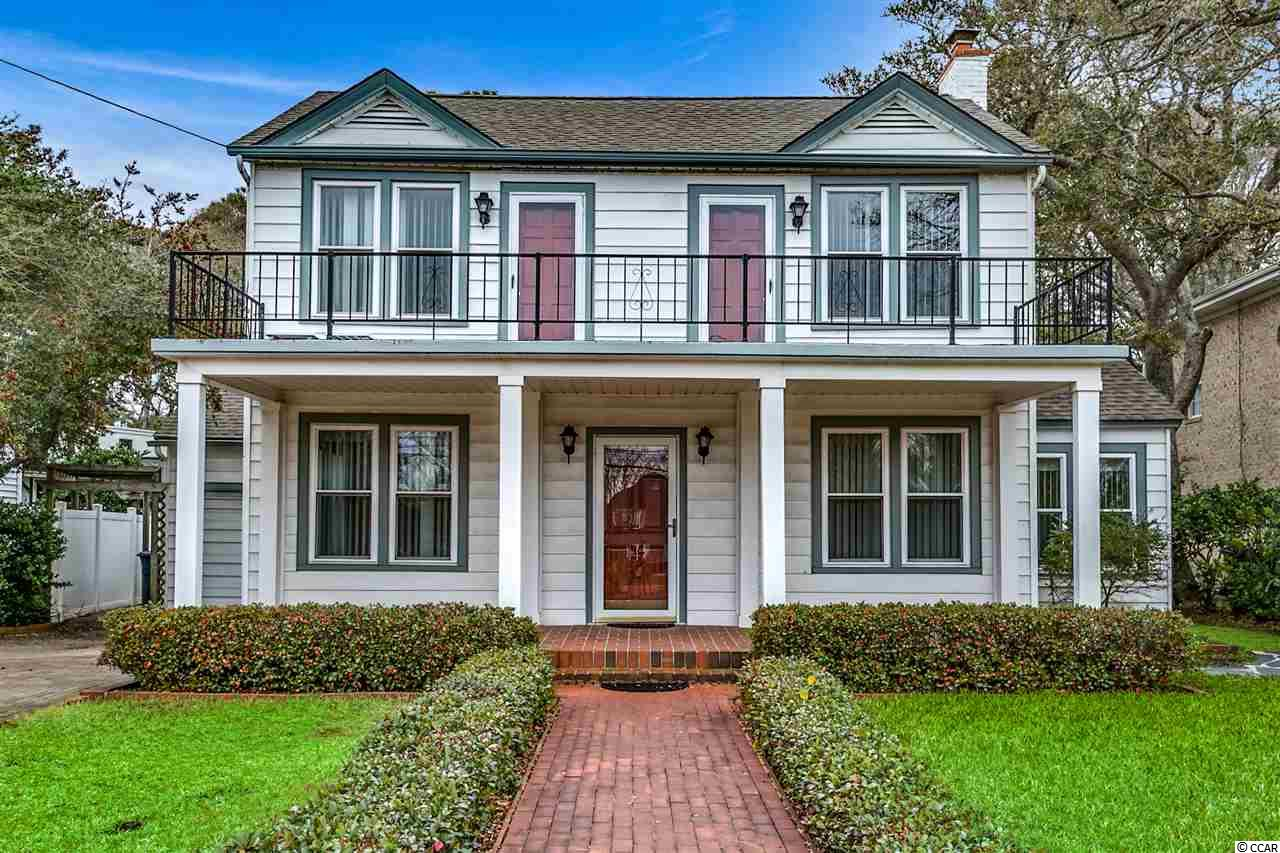 Detached MLS:1904016   6211 N Ocean Blvd. Myrtle Beach SC
