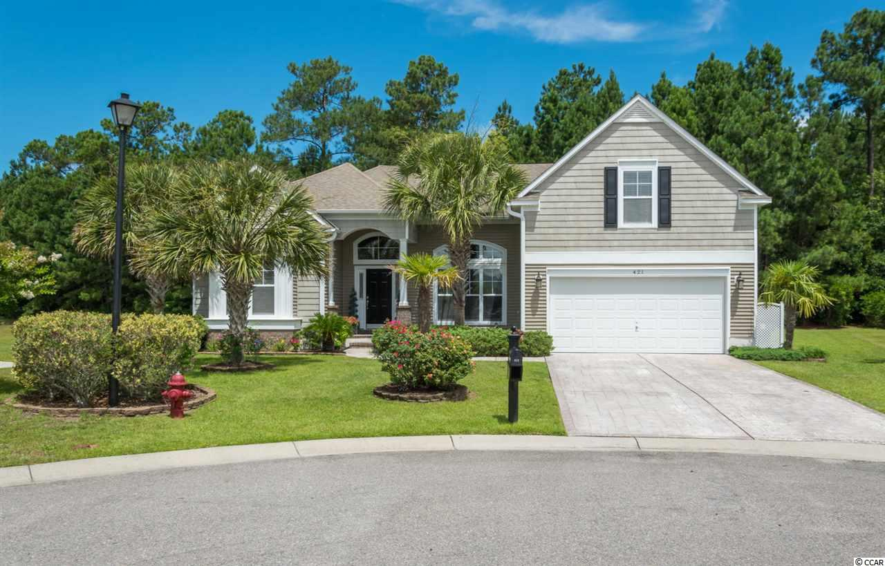 Detached MLS:1904110   421 Newburgh Ct. Myrtle Beach SC