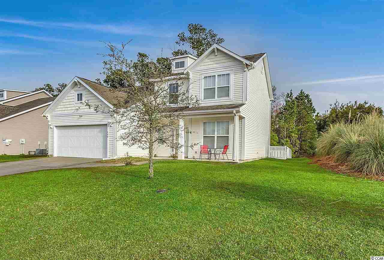 Detached MLS:1904264   400 Tiburon Dr. Myrtle Beach SC