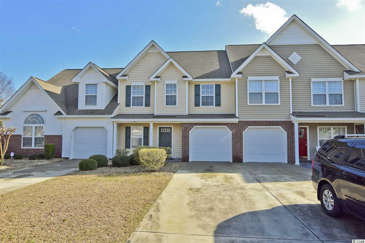 Townhouse MLS:1904271 Sawgrass East - Carolina Forest  513 Uniola Dr. Myrtle Beach SC