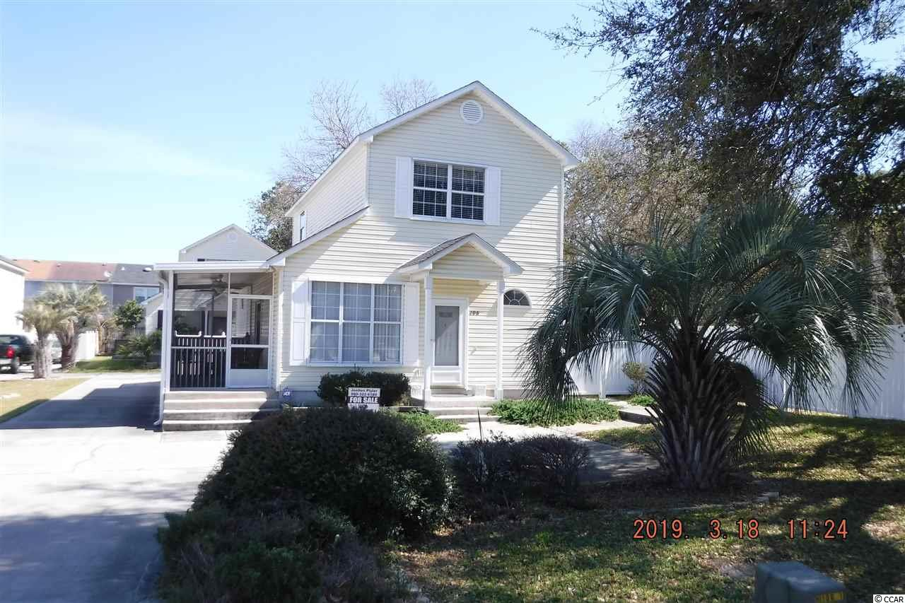 Detached with HPR MLS:1904319   406 1st Ave. S Myrtle Beach SC