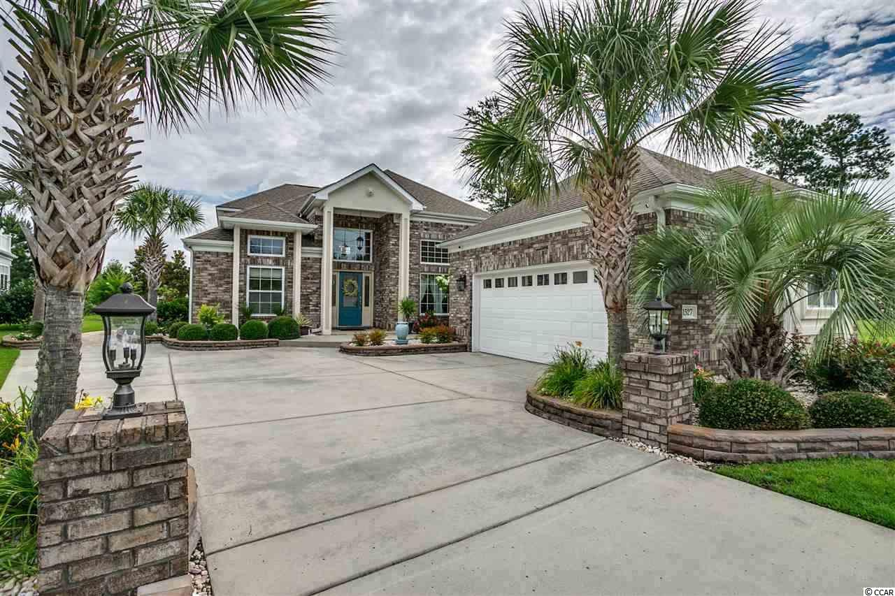 Detached MLS:1904442   1527 Biltmore Dr. Myrtle Beach SC