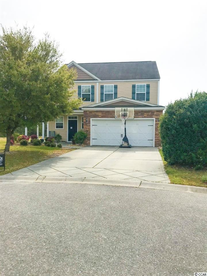 Detached MLS:1904508   1204 Woodruff Ct. Conway SC