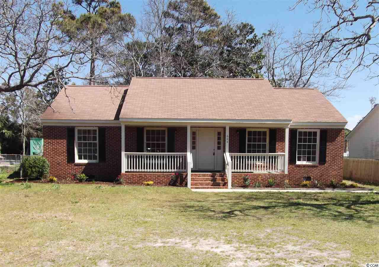 Detached MLS:1904541   604 13th Ave. S North Myrtle Beach SC