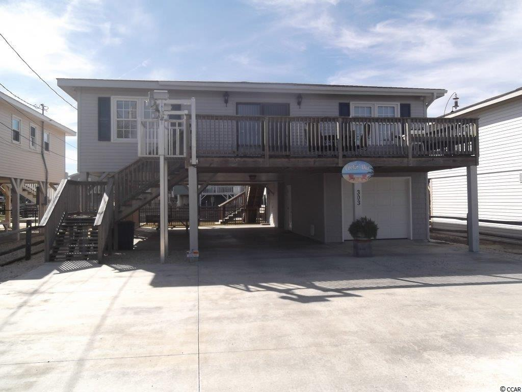 Detached MLS:1904542   303 51st Ave. N North Myrtle Beach SC