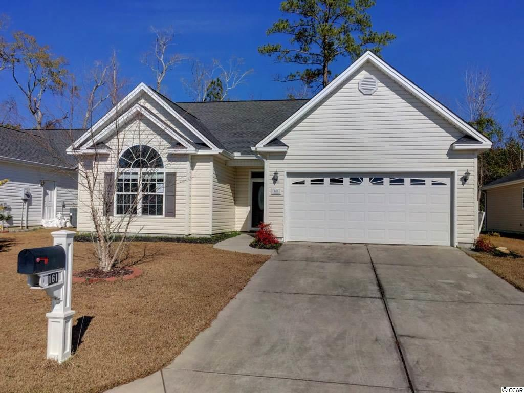 Detached MLS:1904559   161 Sea Turtle Dr. Myrtle Beach SC