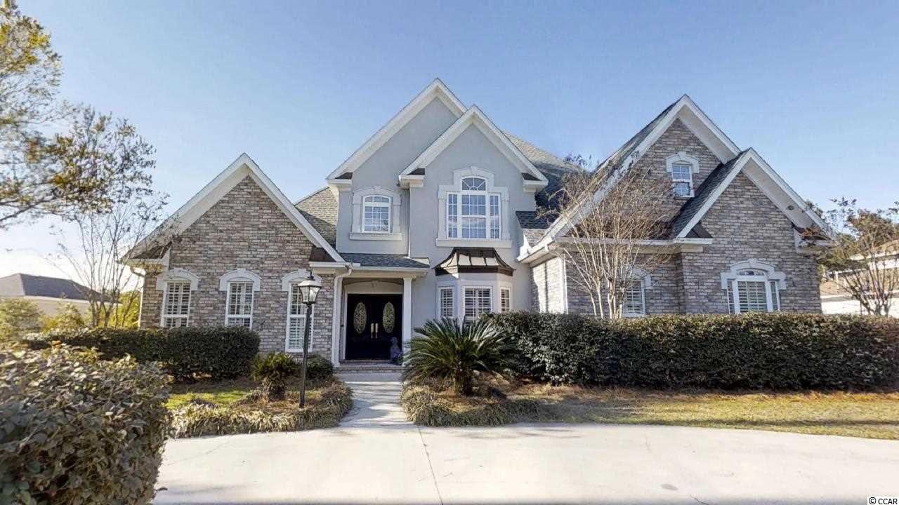 Detached MLS:1904642   1496 Brookgreen Dr. Myrtle Beach SC