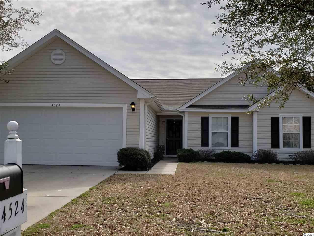 Detached MLS:1904676   4524 E Walkerton Rd. Myrtle Beach SC