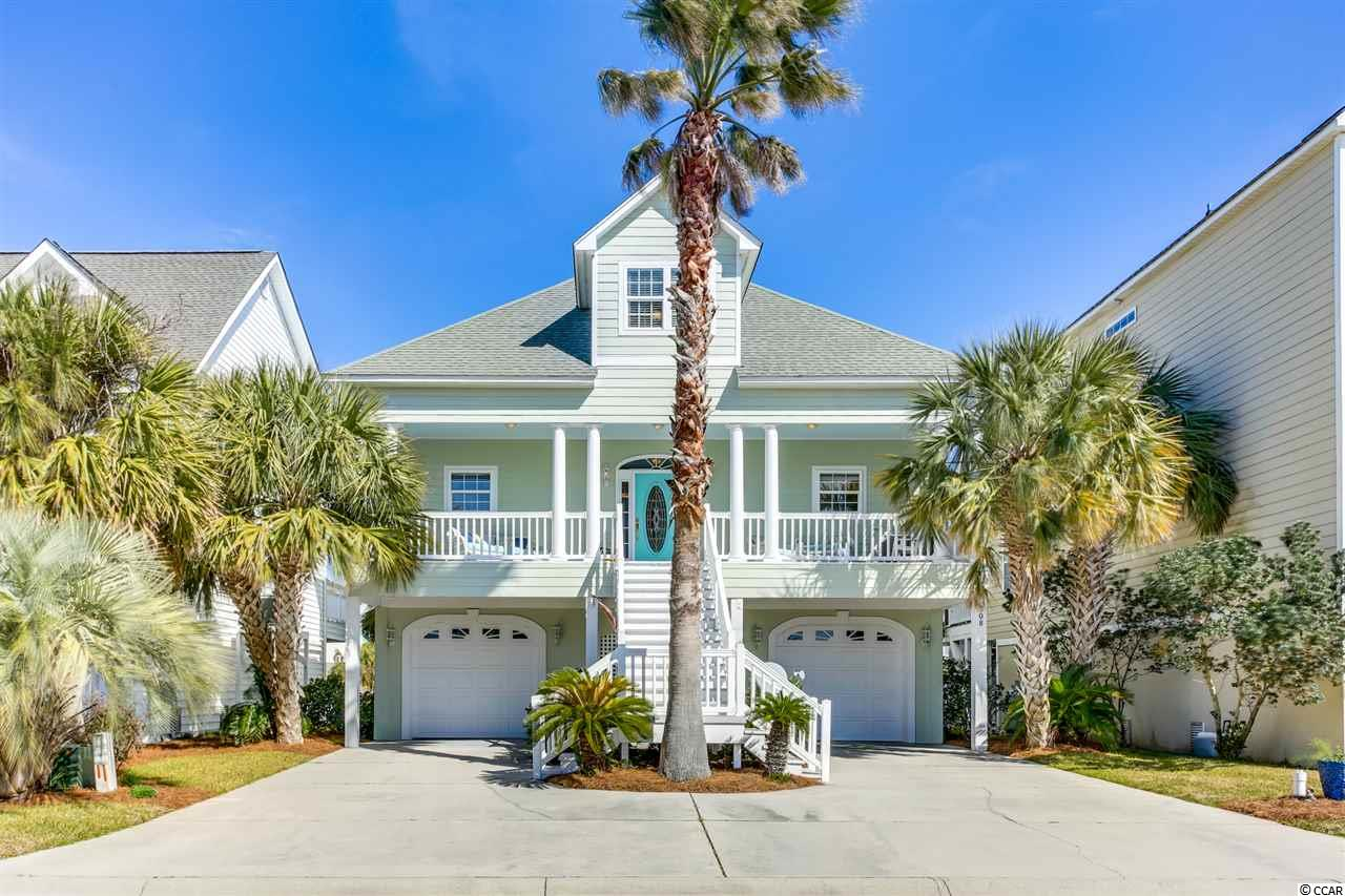 Detached MLS:1904712   508 54th Ave. N North Myrtle Beach SC