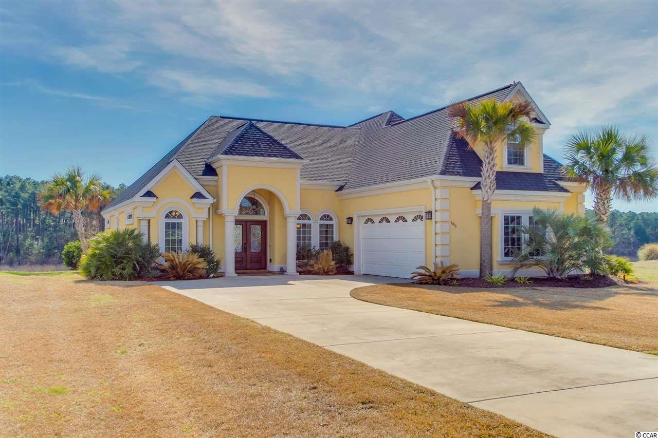 Detached MLS:1904766   185 Ave. of the Palms Myrtle Beach SC