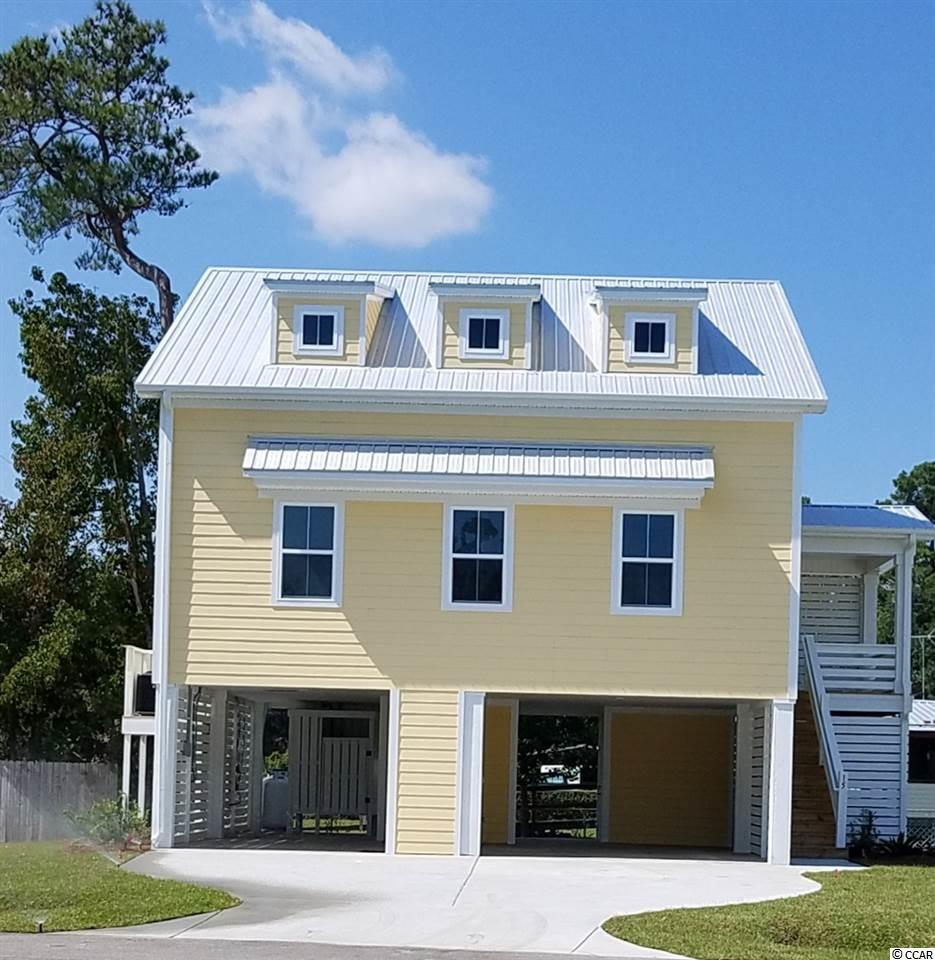 Detached MLS:1904782   15 Tidelands Trail Pawleys Island SC