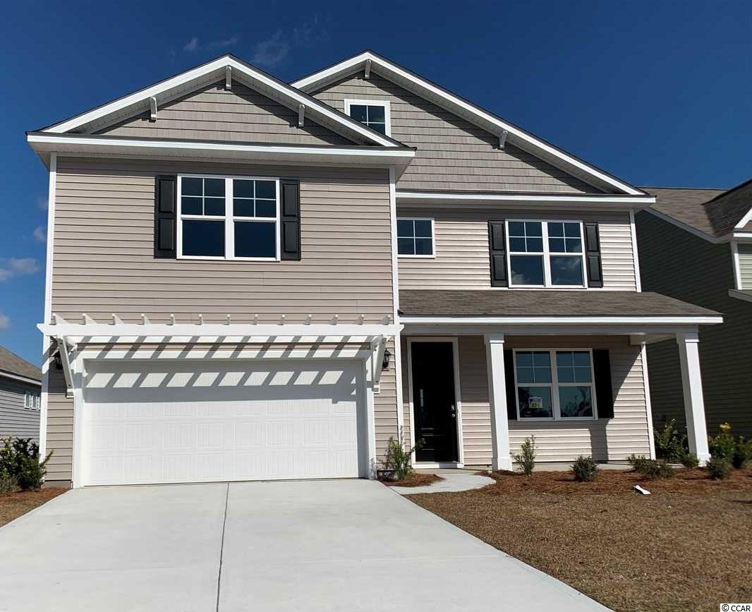 Detached MLS:1905094   124 Calhoun Falls Dr. Myrtle Beach SC