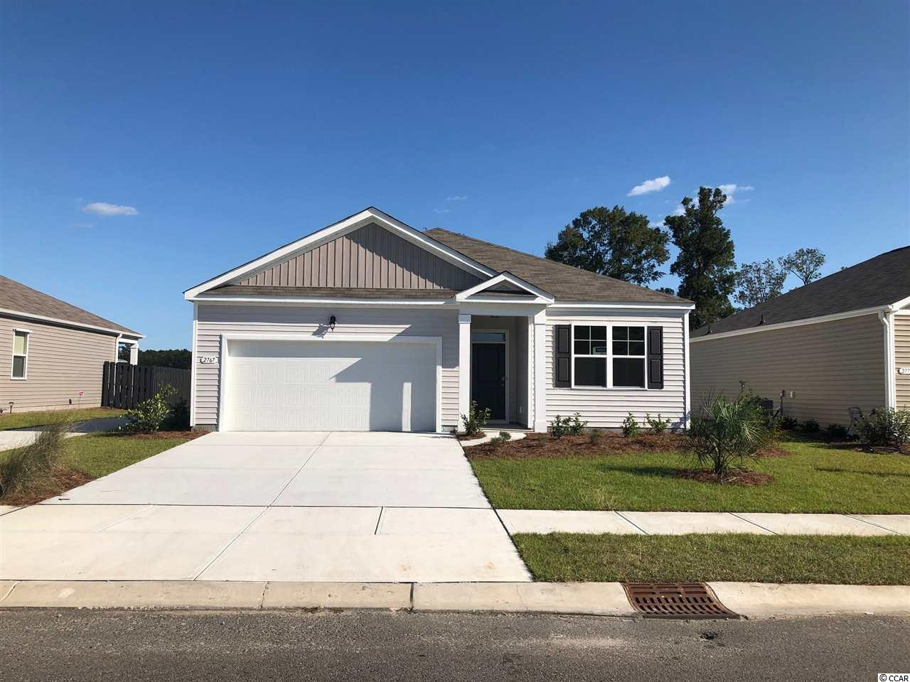 Detached MLS:1905121   2560 Eclipse Dr. Myrtle Beach SC
