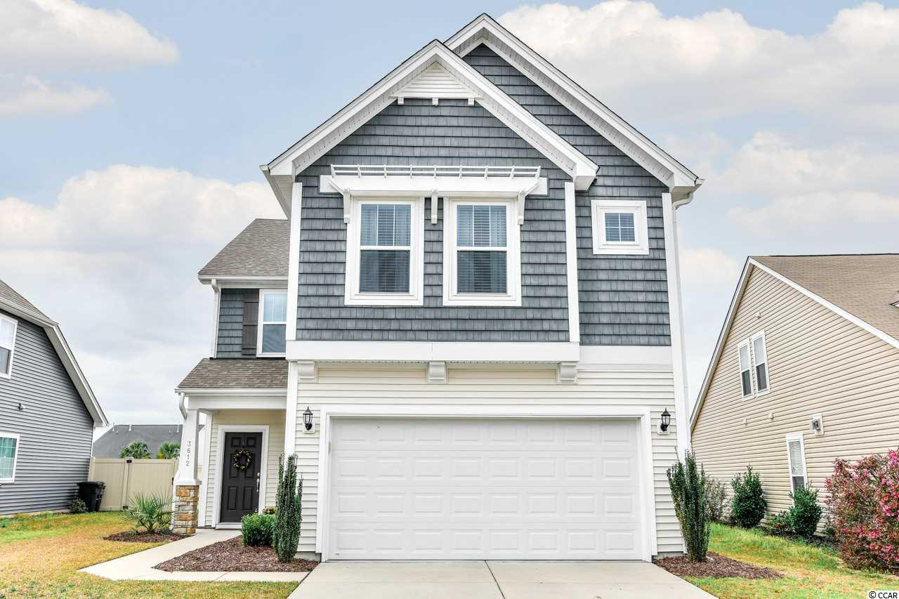Detached MLS:1905165   3612 White Wing Circle Myrtle Beach SC
