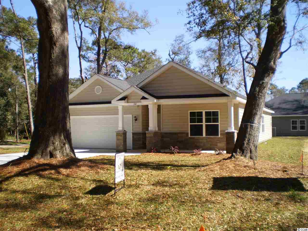 Detached MLS:1905169   540 Parkersville Rd. Pawleys Island SC