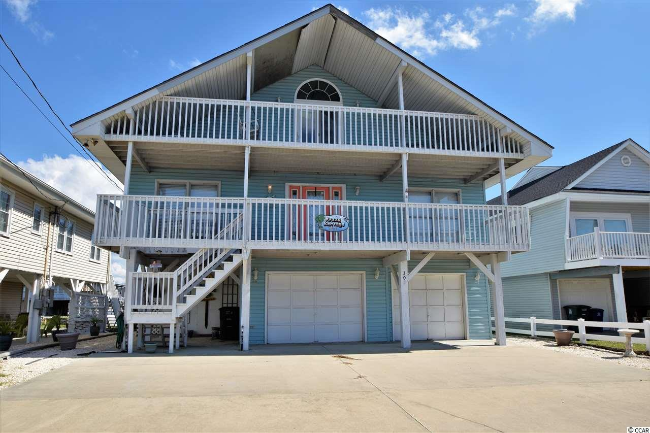 Detached MLS:1905214   308 55th Ave. N North Myrtle Beach SC