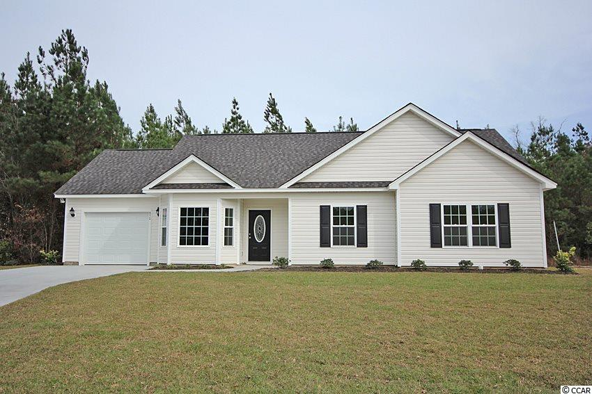 Detached MLS:1905294   2401 Cox Rd. Loris SC