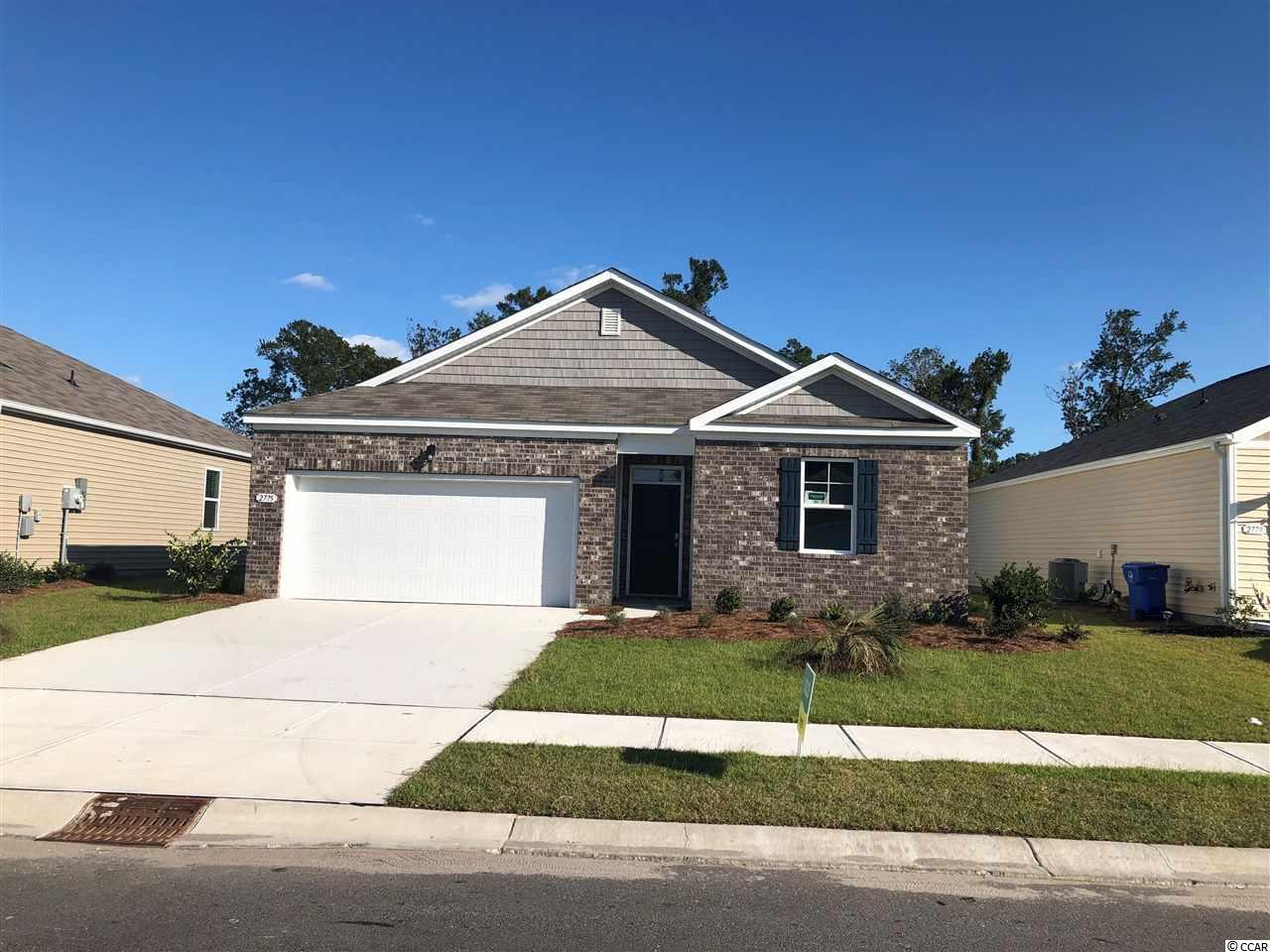 Detached MLS:1905334   2548 Eclipse Dr. Myrtle Beach SC