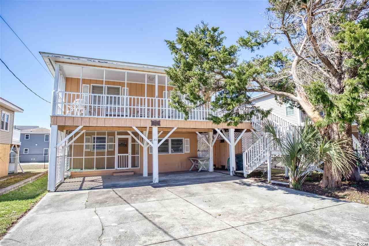 Detached MLS:1905412   211 33rd Ave. N North Myrtle Beach SC