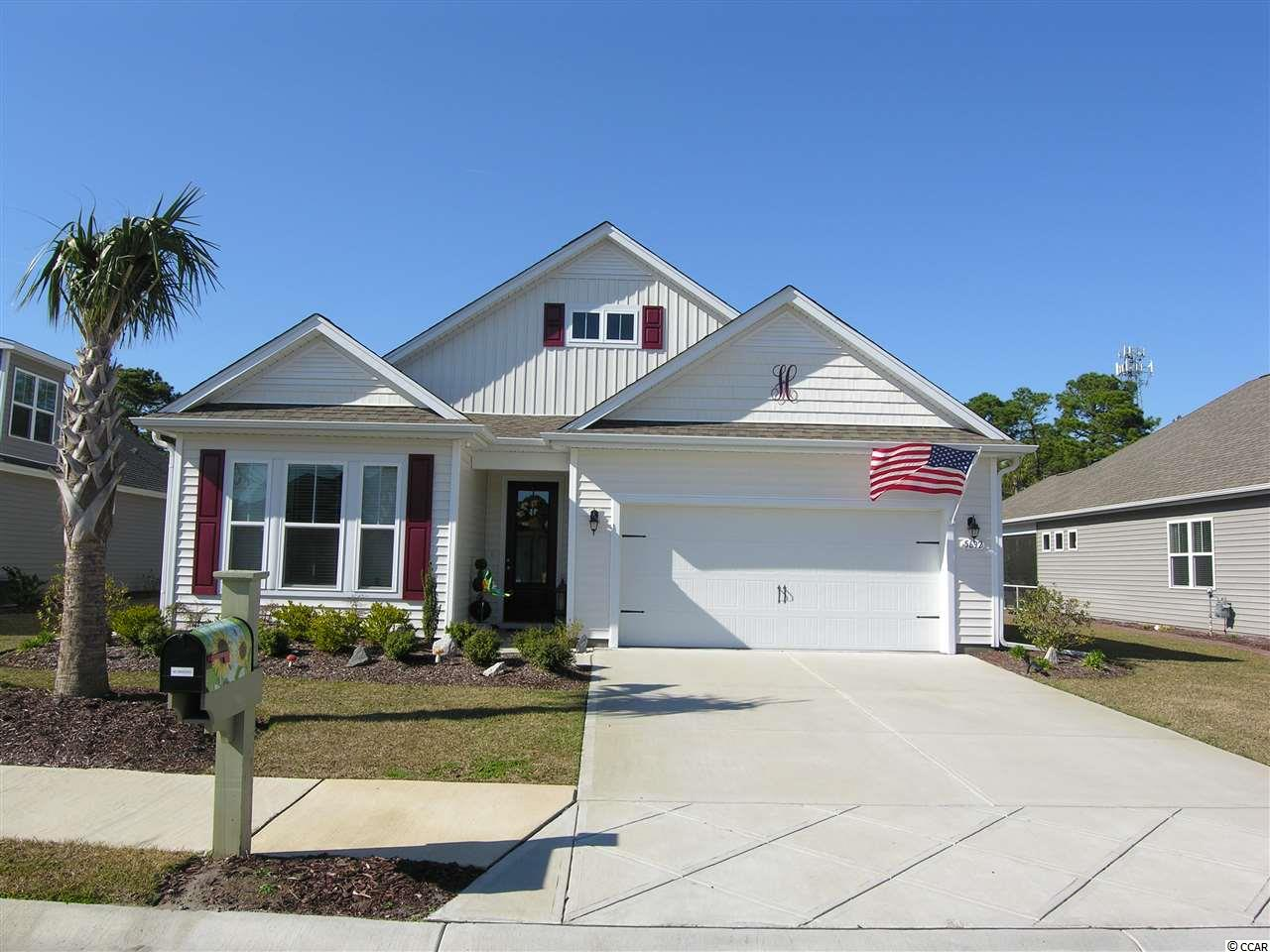Detached MLS:1905447   5692 Lombardia Circle Myrtle Beach SC