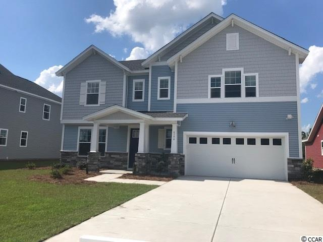 Detached MLS:1905516   6194 Chadderton Circle Myrtle Beach SC