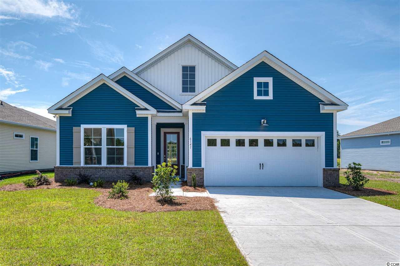Detached MLS:1905599   6141 Chadderton Circle Myrtle Beach SC