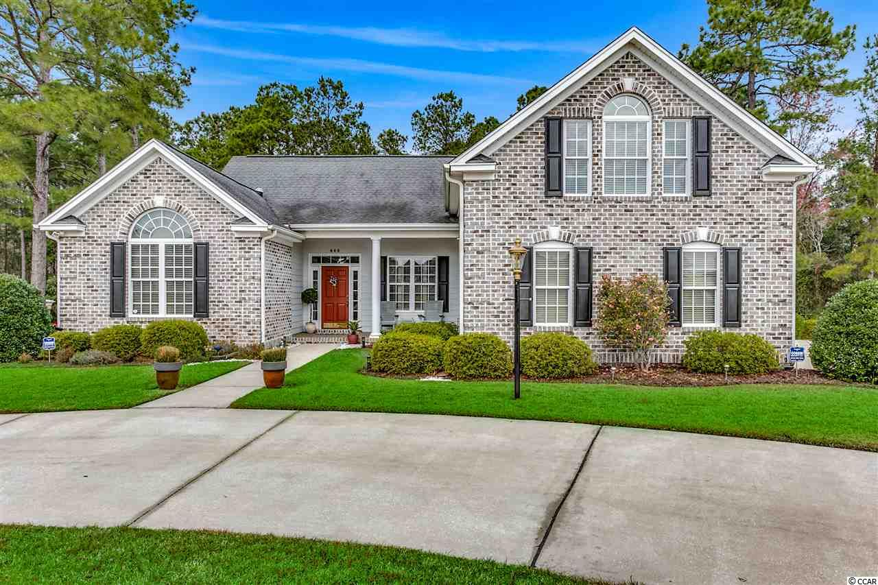 Detached MLS:1905624   660 Oxbow Dr. Myrtle Beach SC