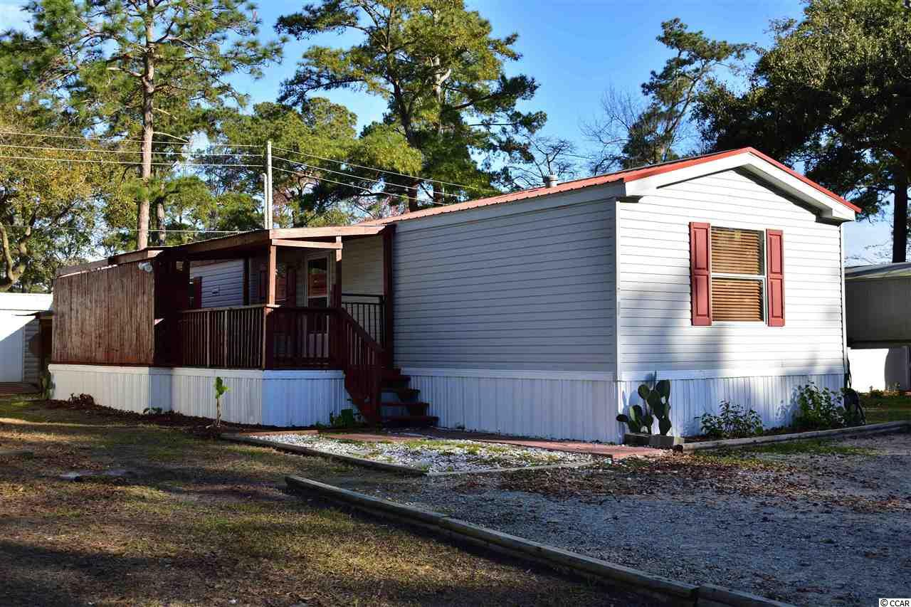 Manufactured Leased Land MLS:1905727   2729 Capricorn Dr. Myrtle Beach SC