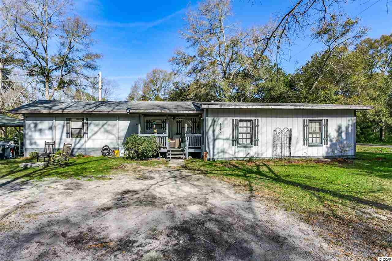 Manufactured with Land MLS:1905878   4920 Pee Dee Ln. Murrells Inlet SC
