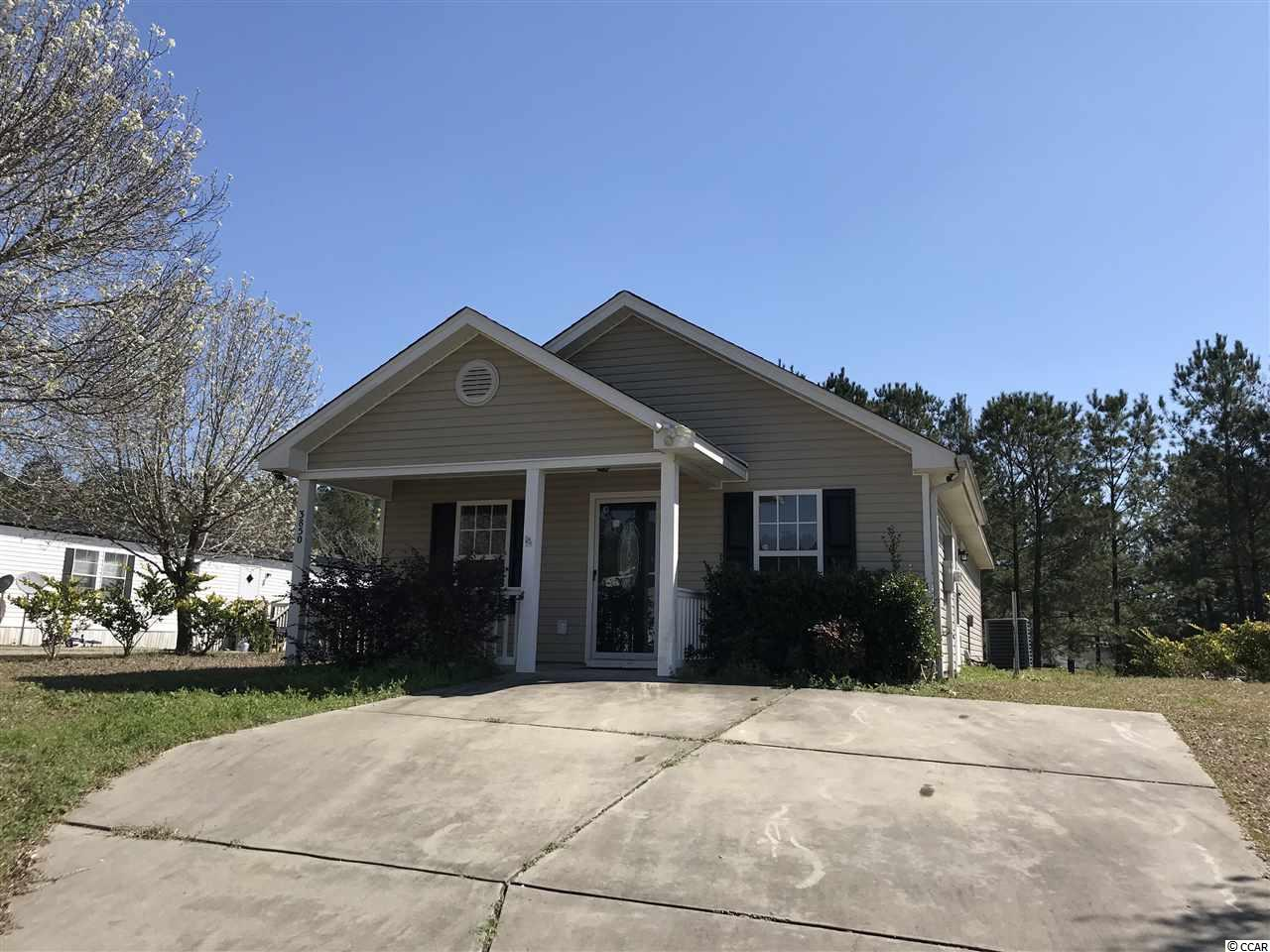 Detached MLS:1905905   3850 Stern Dr. Conway SC