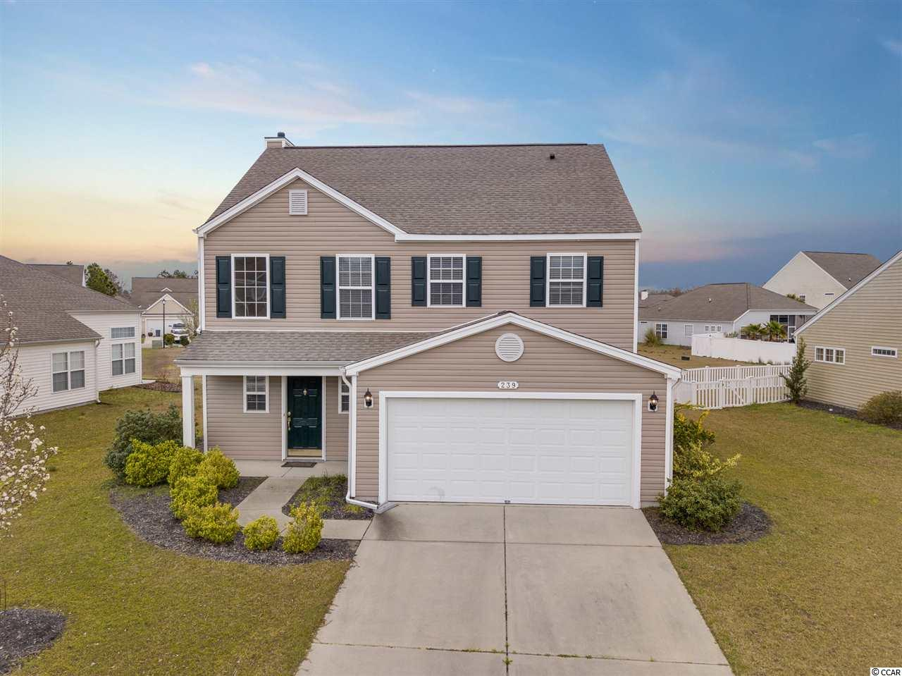 Detached MLS:1905934   239 Gresham Ln. Myrtle Beach SC