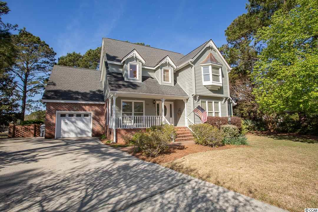 Detached MLS:1906021   3703 Kinloch Dr. Myrtle Beach SC