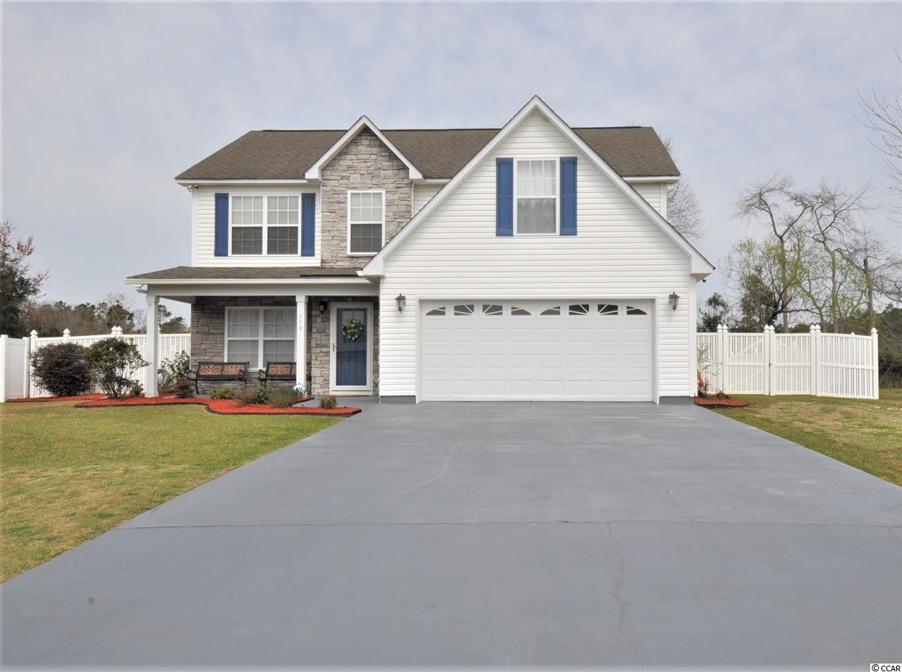 Detached MLS:1906261   119 Dunbarton Ln. Conway SC