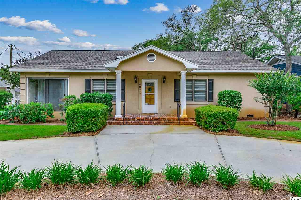 Detached MLS:1906566   407 N 38th Ave. N Myrtle Beach SC