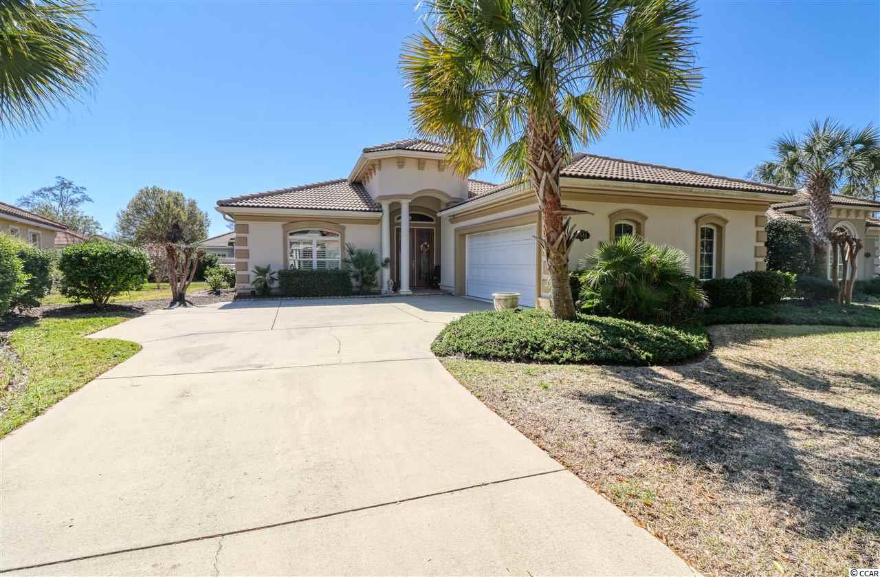 Detached MLS:1906588   7544 Veneto Ct. Myrtle Beach SC
