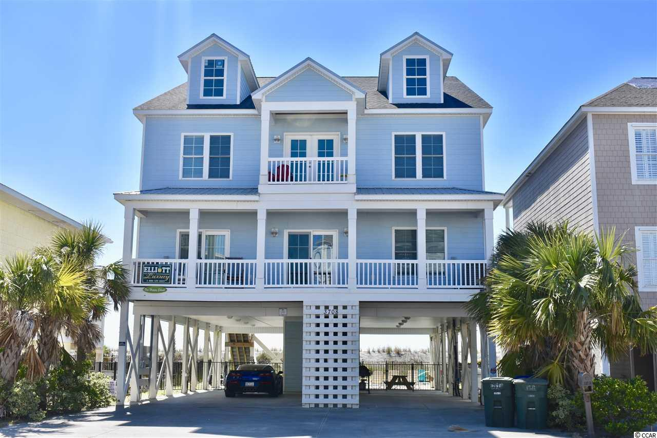 3708 N Ocean Blvd., one of homes for sale in North Myrtle Beach