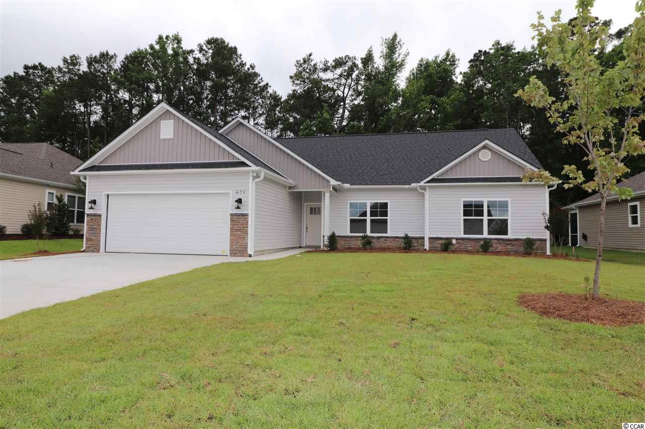 Detached MLS:1906894   671 Marbella Ct. NW Calabash NC